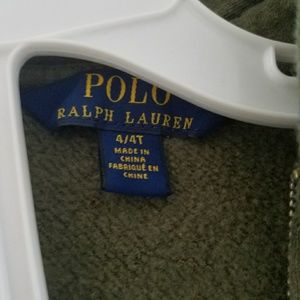 Ralph Lauren Matching Sets - Dapper Ralph Lauren Polo set olive green